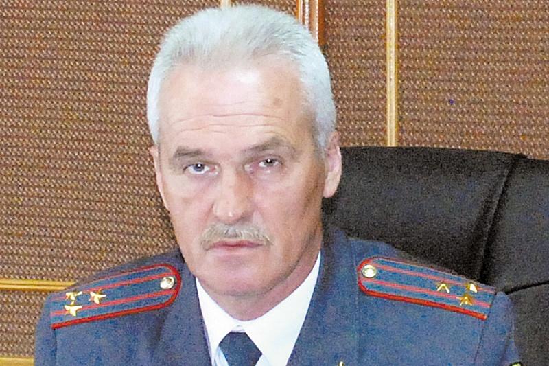 Николай Латышев уходит с поста начальника ГИБДД Вологодской области