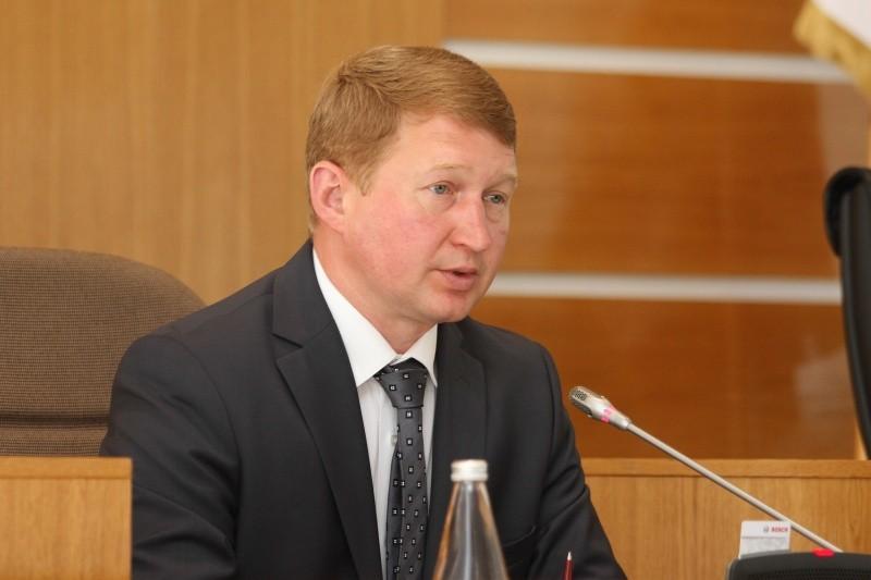 Зампредседателя  вологодского парламента Алексей Канаев собирается на выборы в Госдуму
