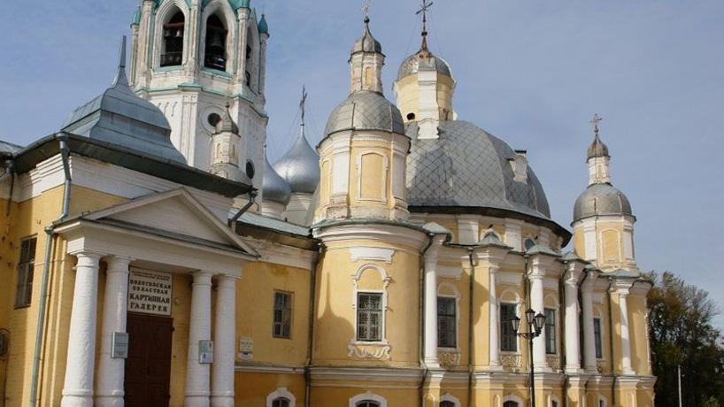 Источник: Здание Картинной галереи в Вологде вернется в лоно церкви, но не скоро