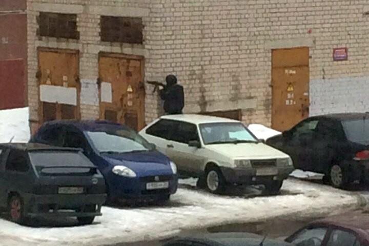 Житель Череповца застрелил жену и покончил с собой