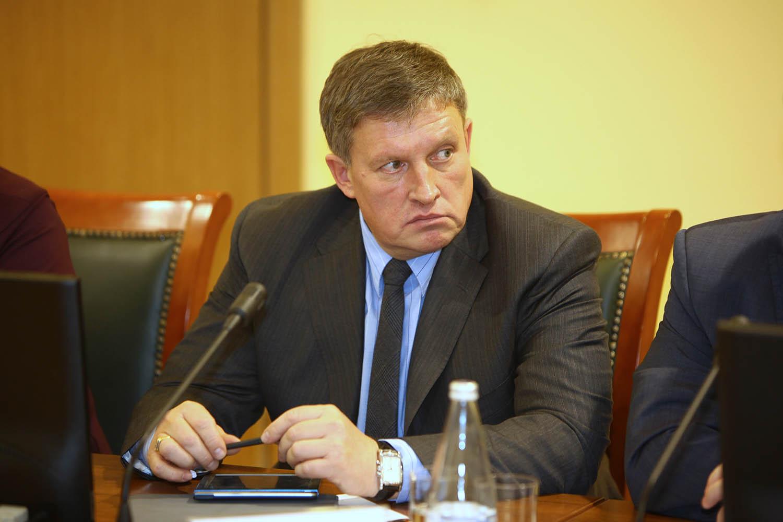 Заместитель губернатора Вологодской области Сергей Сорогин подал в отставку