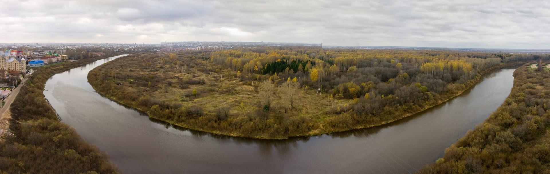 В Вологде депутаты «урезали» Парк мира