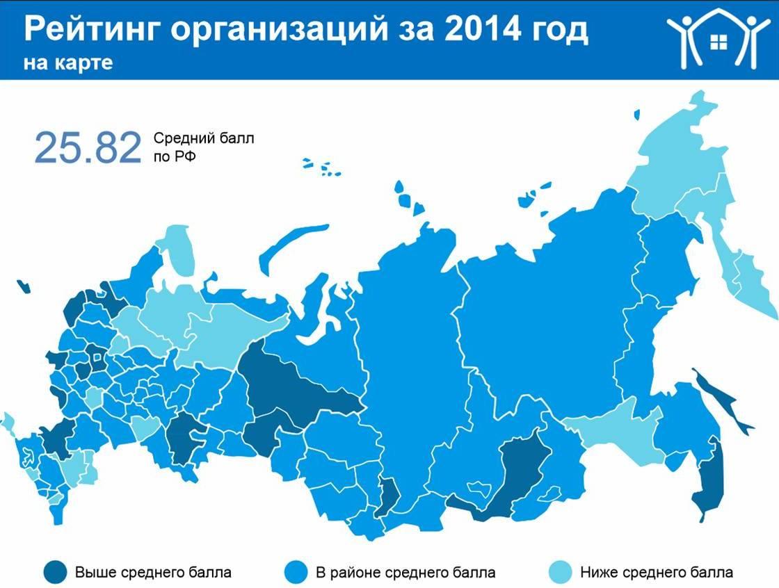 Управляющие компании Вологодской области вошли в пятерку худших в России