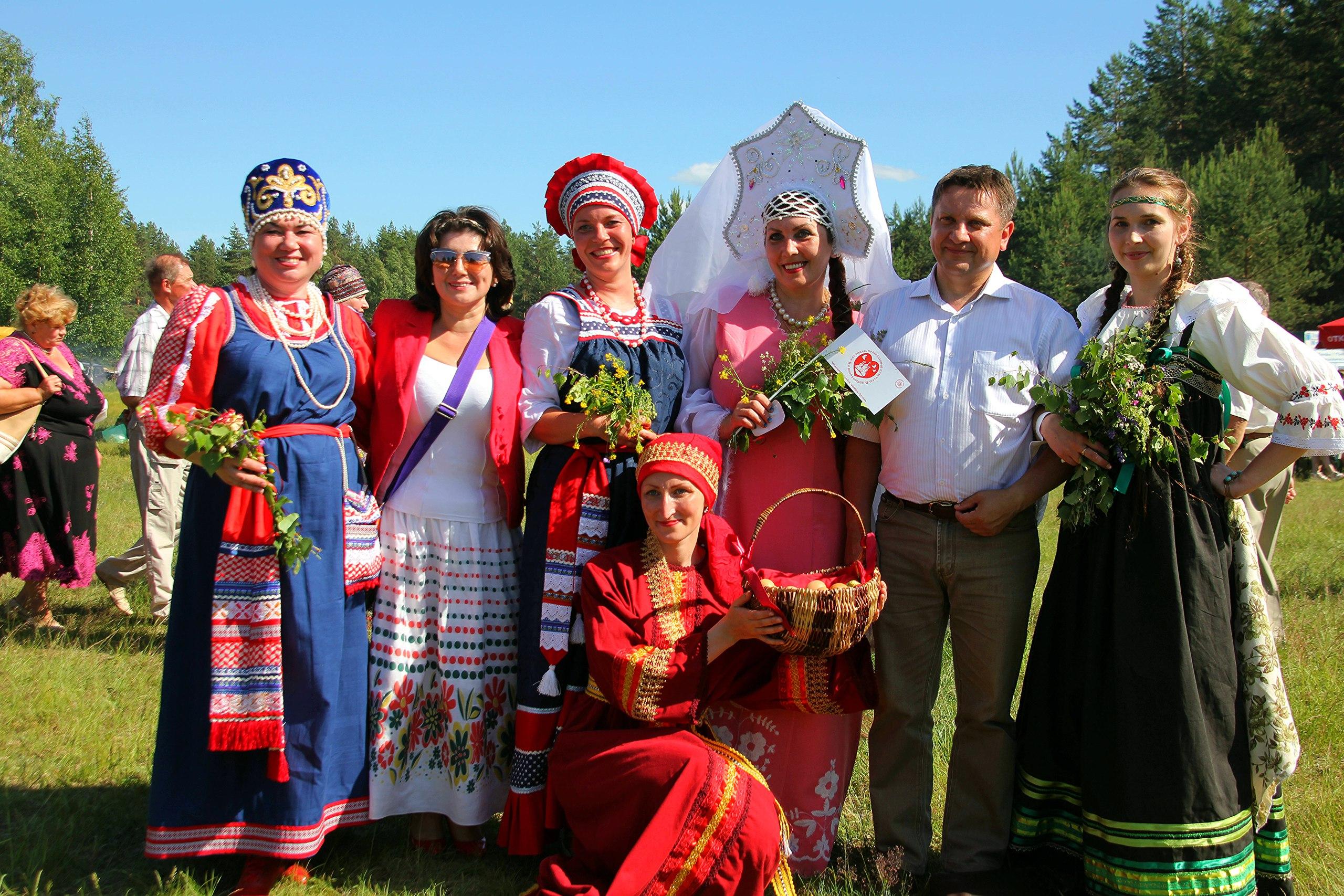 Петербургский меценат взял на себя расходы на проведение православного фестиваля в Чагодощенском районе