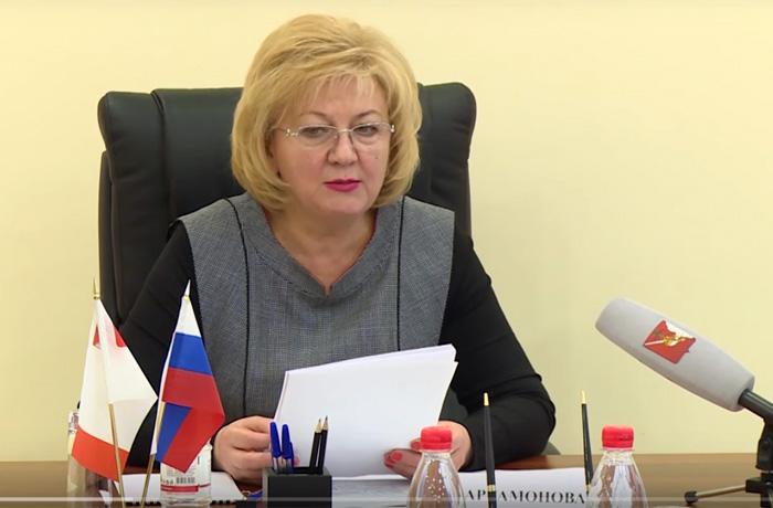 Валентина Артамонова: В конце декабря налоговая служба почему-то не отвечала на звонки департамента финансов
