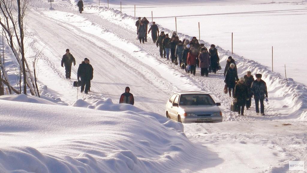 На ледовую переправу в Великом Устюге потратят 2 млн рублей