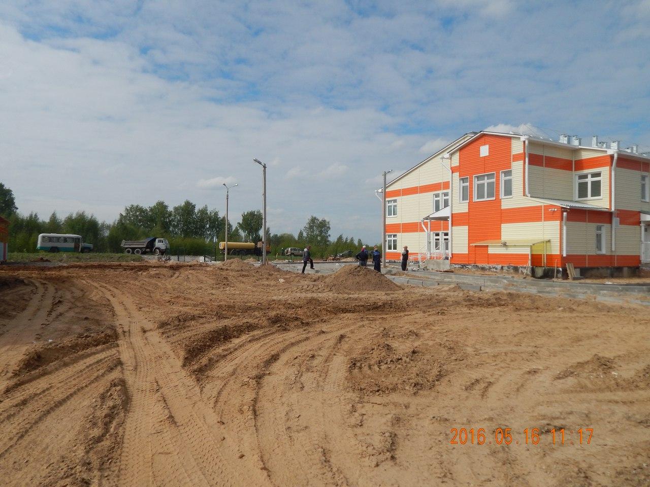 В Вологодском районе заверили, что дошкольники уже ходят в детский сад в Марфино
