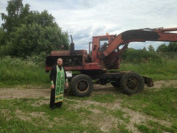В Усть-Кубинском районе разыскивают исчезнувший святой источник