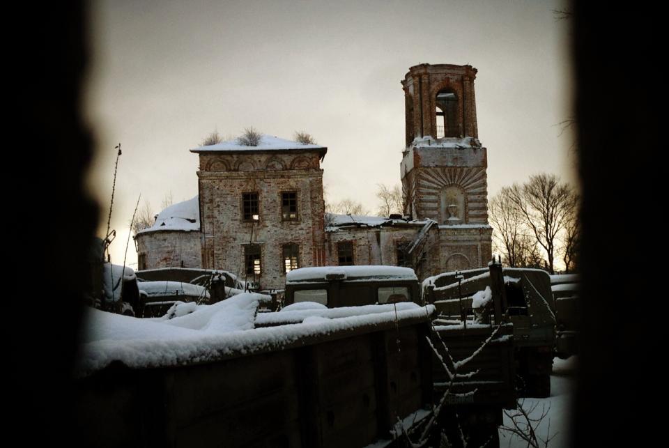 В Вологодской области появится Совет по восстановлению разрушенных храмов и монастырей