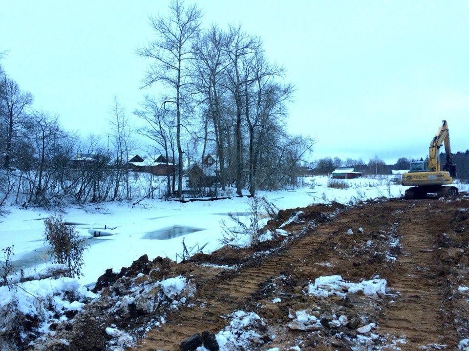 Прудам в парке усадьбы Спасское-Куркино хотят вернуть исторический вид