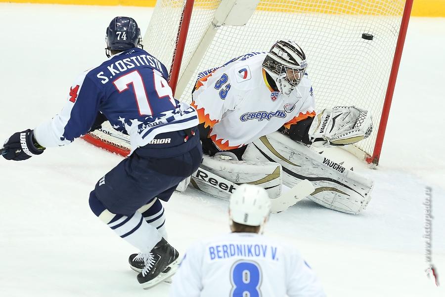 Череповецкая «Северсталь» проиграла девятый раз подряд