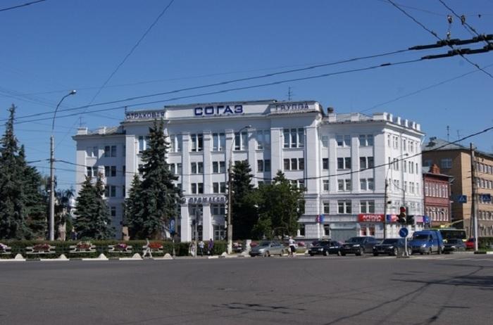 Вологодская картинная галерея переедет в здание СОГАЗа на Мира,34