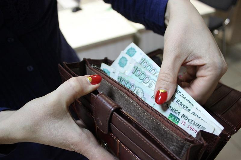 За год средняя зарплата в Вологодской области увеличилась на 6%