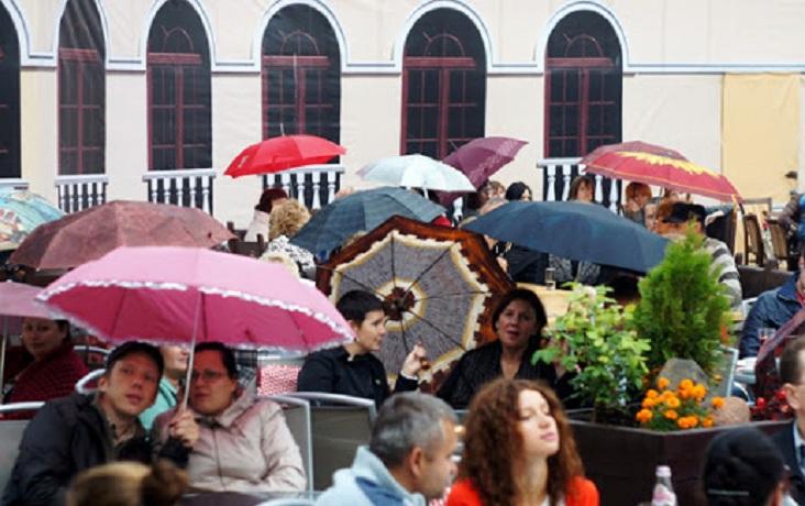 В Вологде началось «Фестивальное лето»