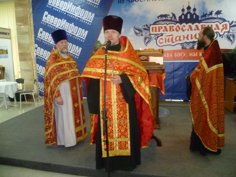 В православной выставке в Вологде участвуют сотни храмов из разных стран