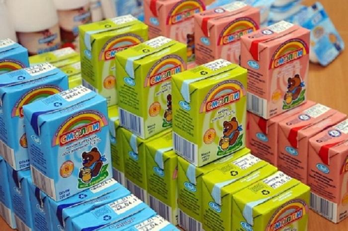 Получать бесплатно продукцию молочной кухни в Вологде теперь смогут только около 300 детей