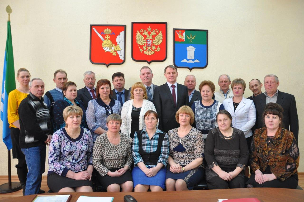 В Бабушкинском районе избран новый глава