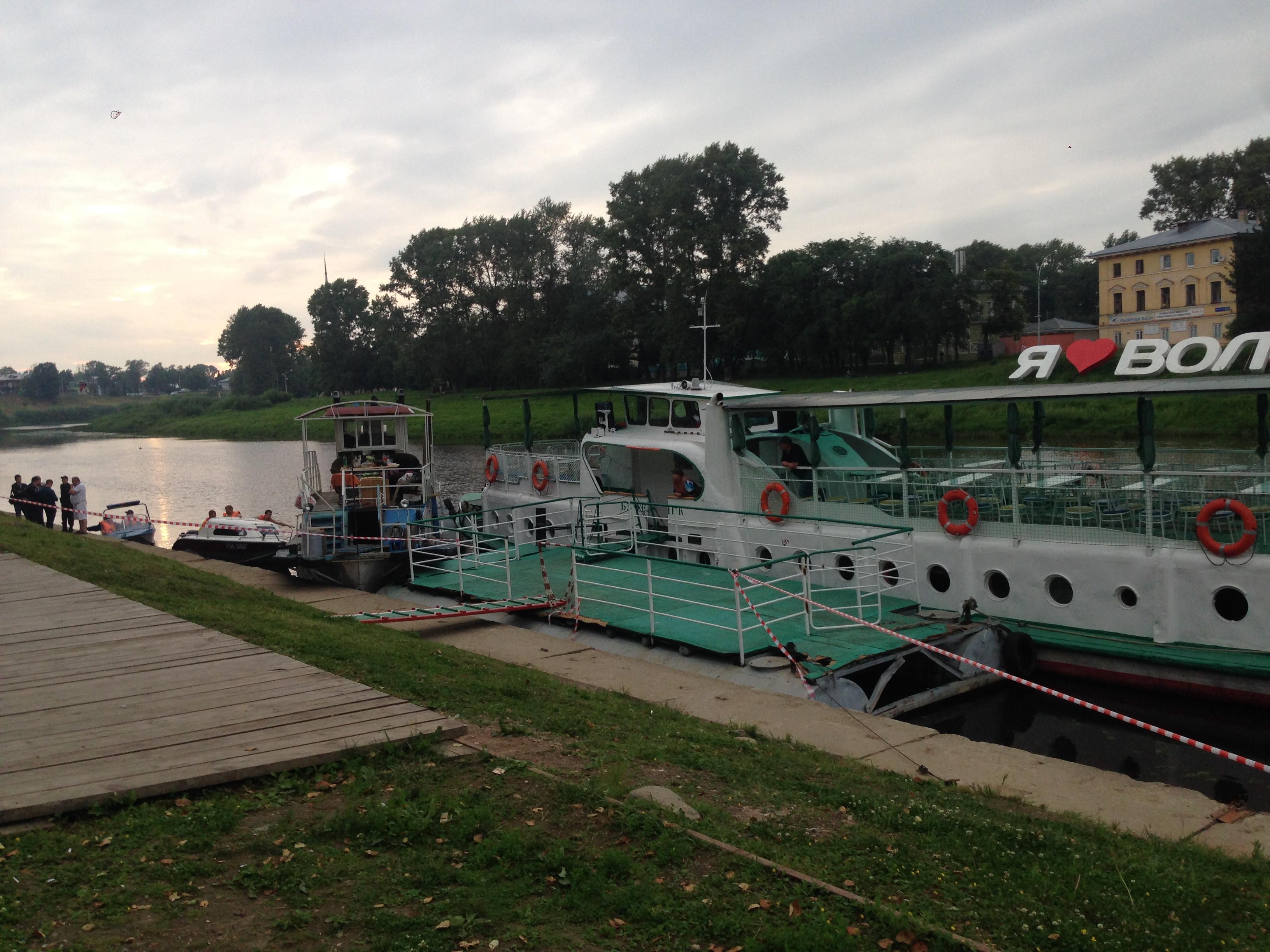 В Вологде транспортная прокуратура запретила эксплуатацию теплохода «Буревестник»