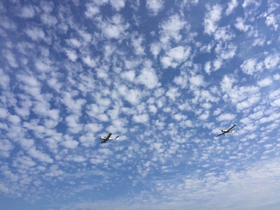 После семи лет простоя в Вытегре заработал аэродром