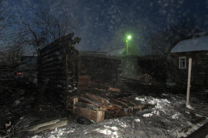 Житель вологодской деревни погиб из-за неисправной печи