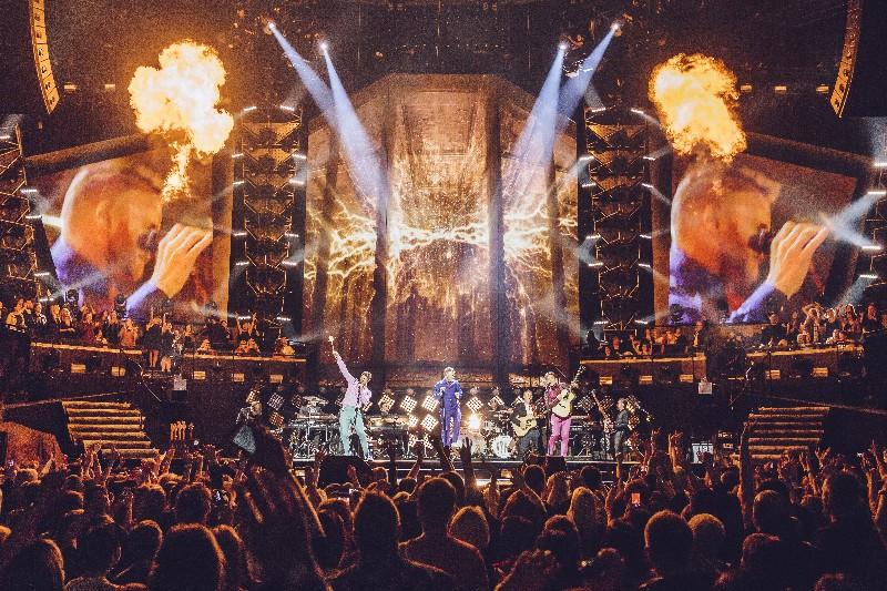 Лондонский концерт TAKE THAT покажут в Вологде