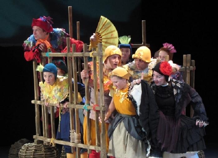 В Вологде начался театральный фестиваль «Итоги-2014»
