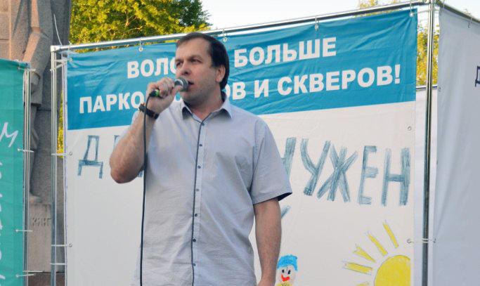 Вологодскому оппозиционеру назначили обязательные работы