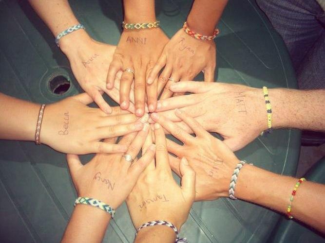 Проект «Друзья»