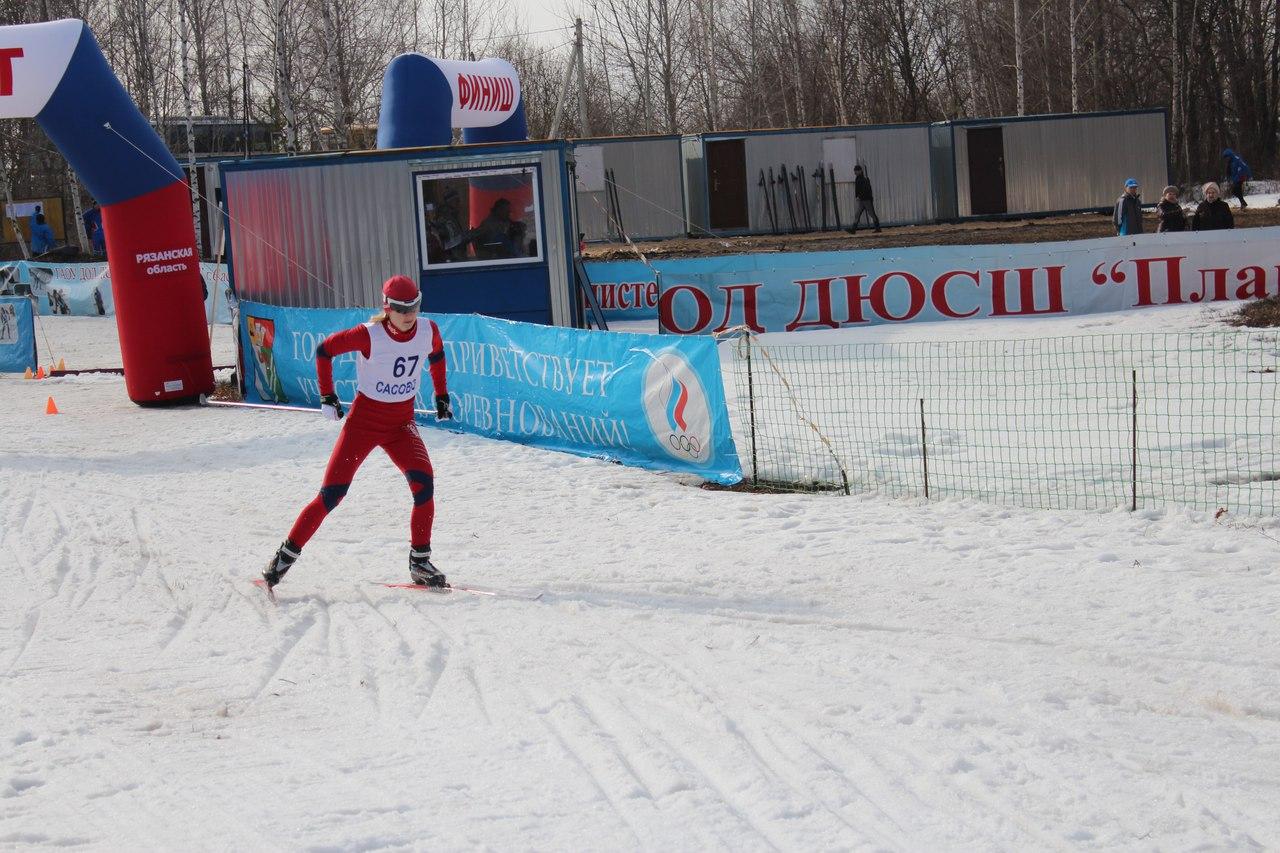 Череповецкая спортсменка стала чемпионкой мира по зимнему полиатлону