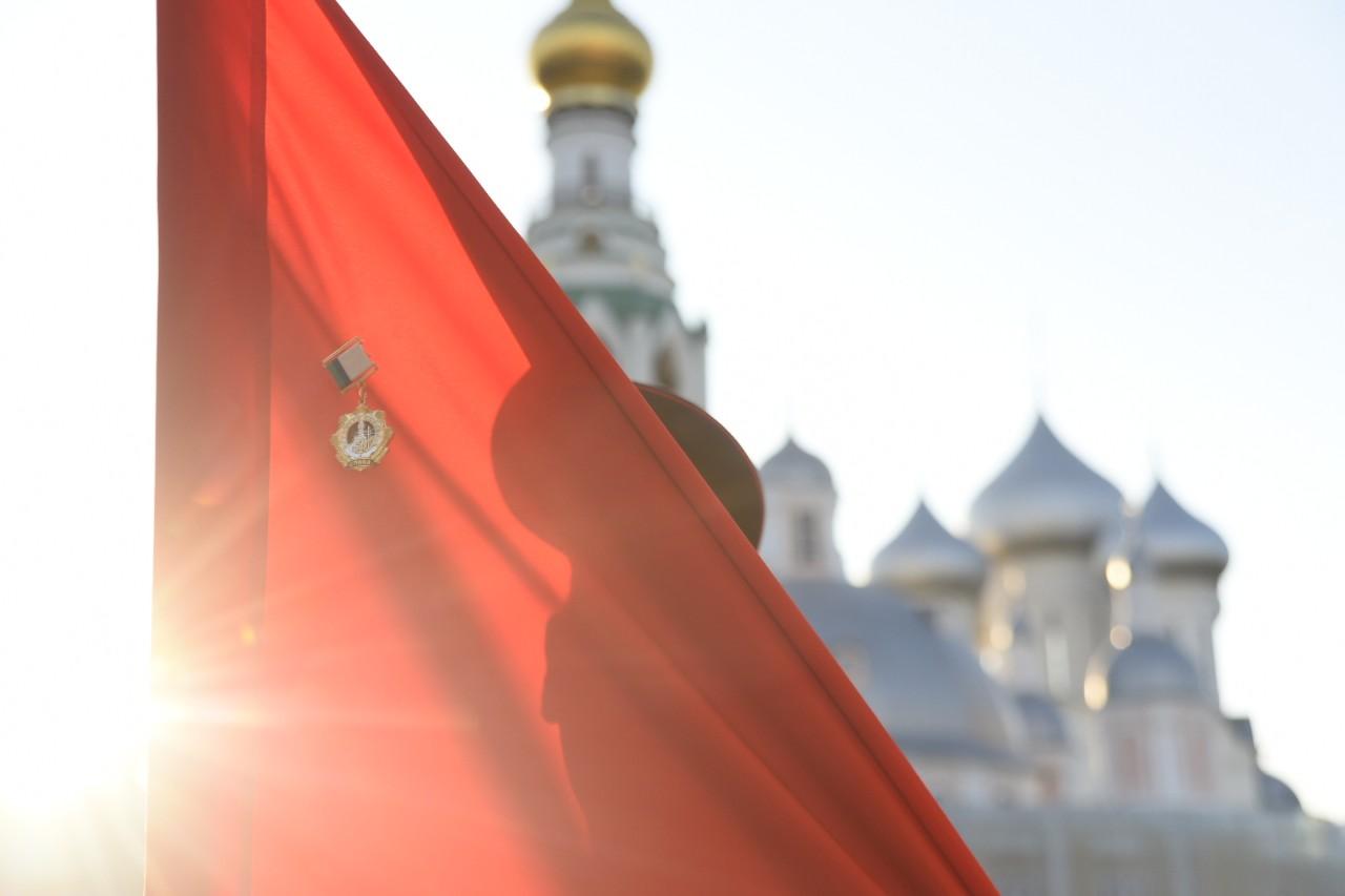 Орден «Город трудовой доблести и славы» появится на флаге Вологды