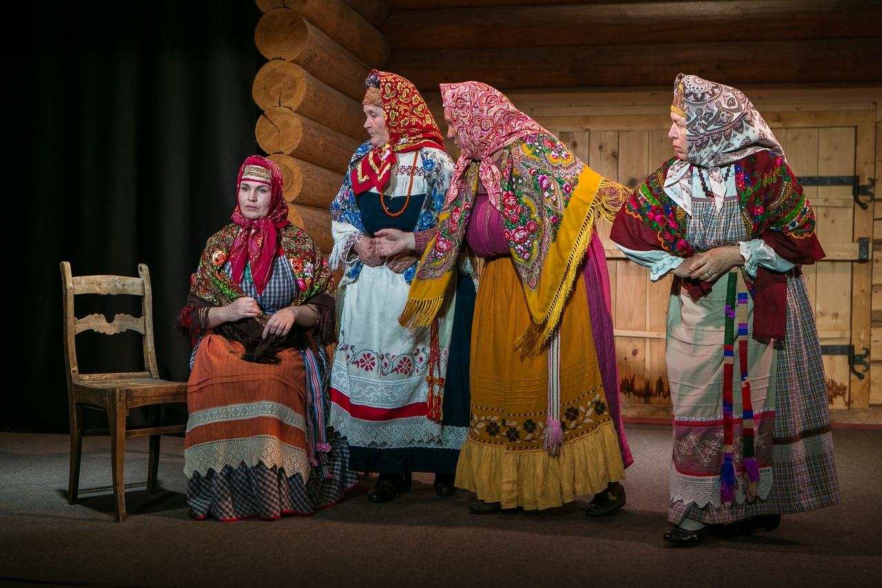 Антропологический спектакль «Жених» покажут вмузее Семенково под Вологдой