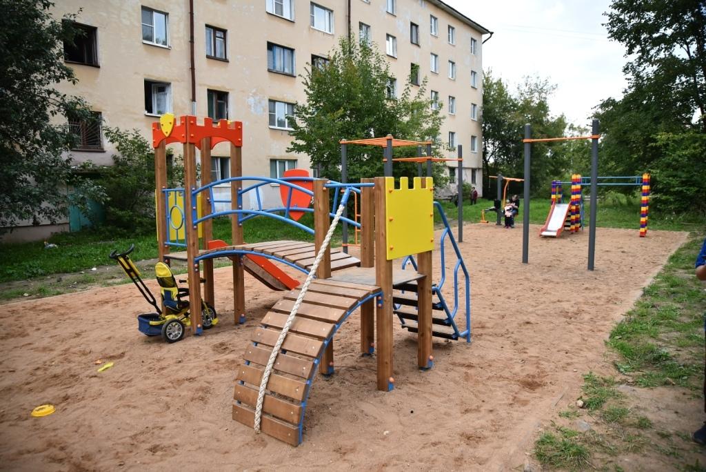 80 % проектов «Народного бюджета ТОС» реализовано в Вологде