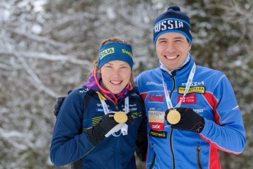 Череповецкие лыжники стали победителями двух международных соревнований