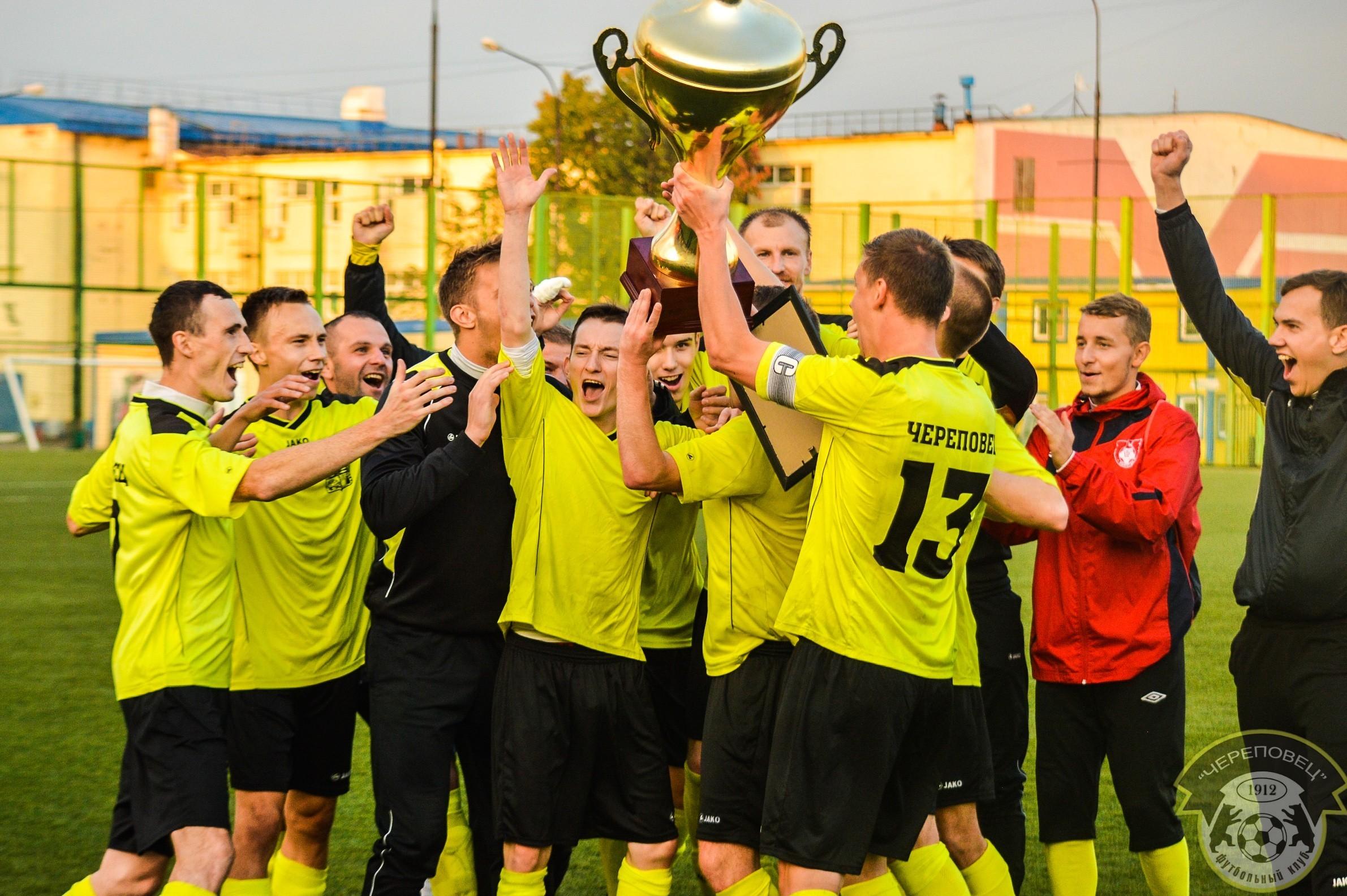 Футбольный клуб «Череповец» завоевал бронзу на предсезонном турнире в Великом Новгороде