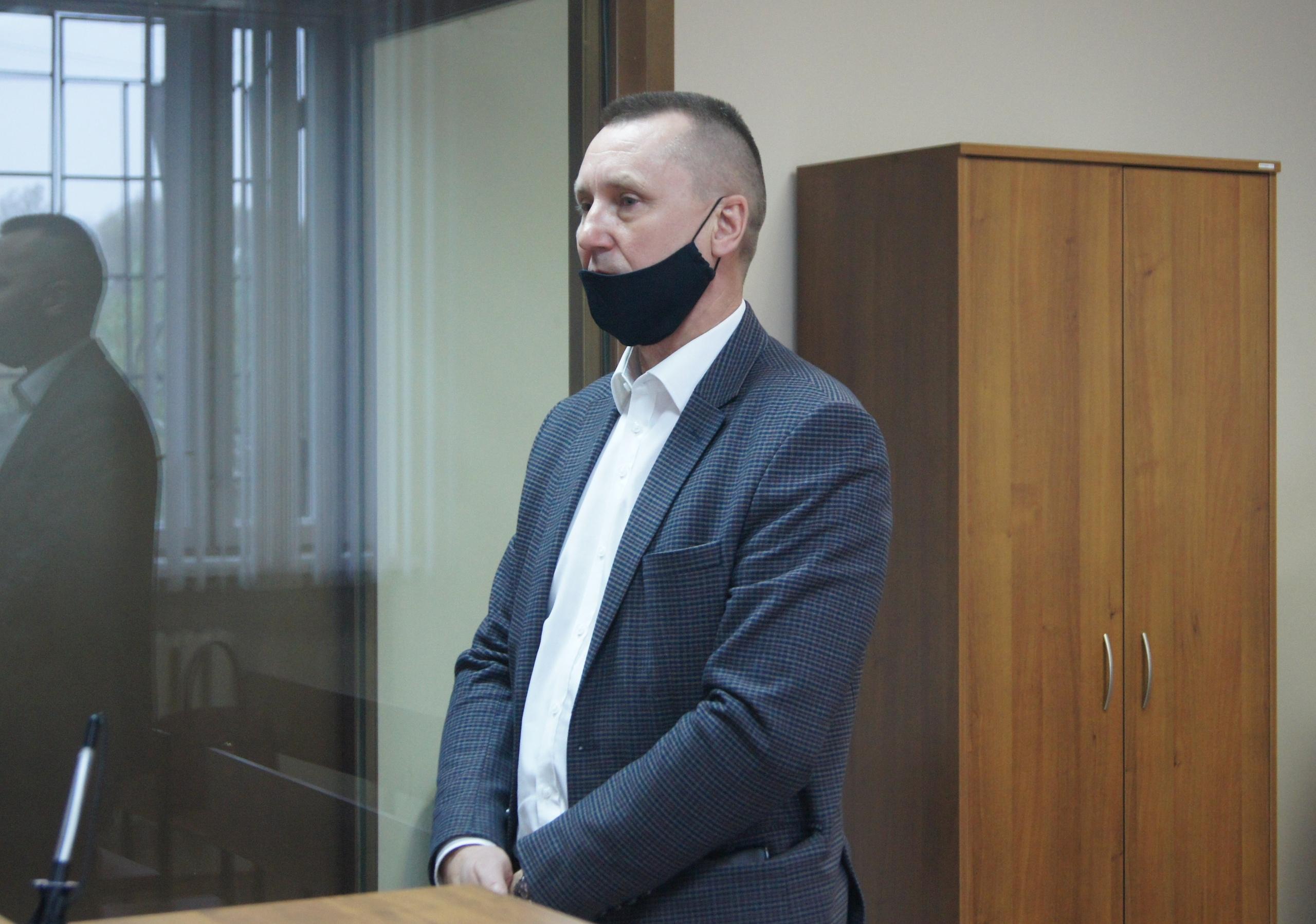 Глава управляющей компании «Фрязиново» в Вологде Анатолий Мотрук отстранен отдолжности