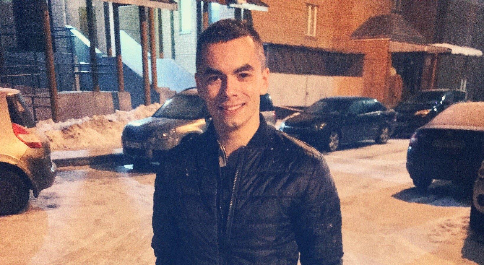 В Вологде пропал 21-летний курсант ВИПЭ Сергей Шунков