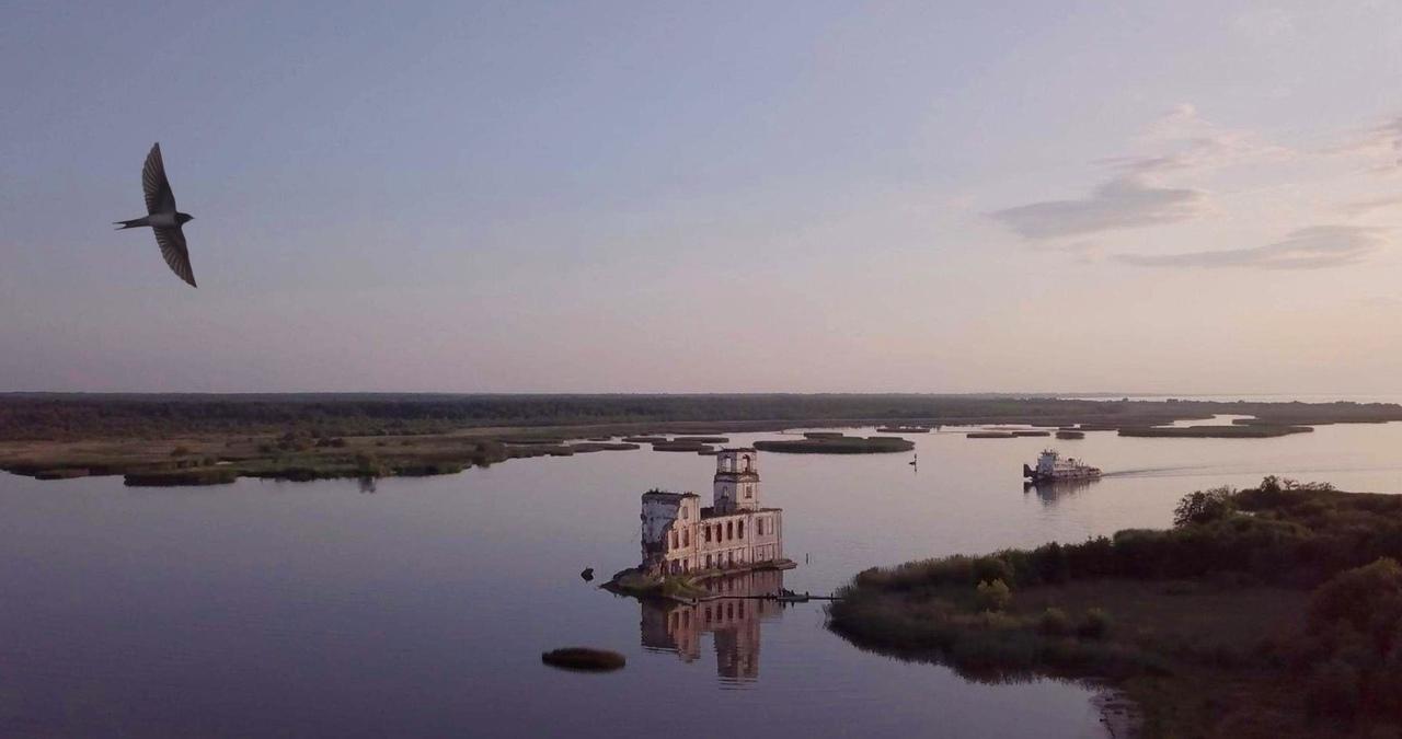 Объявлен сбор средств на закупку пиломатериалов для восстановления храма-маяка в Крохино