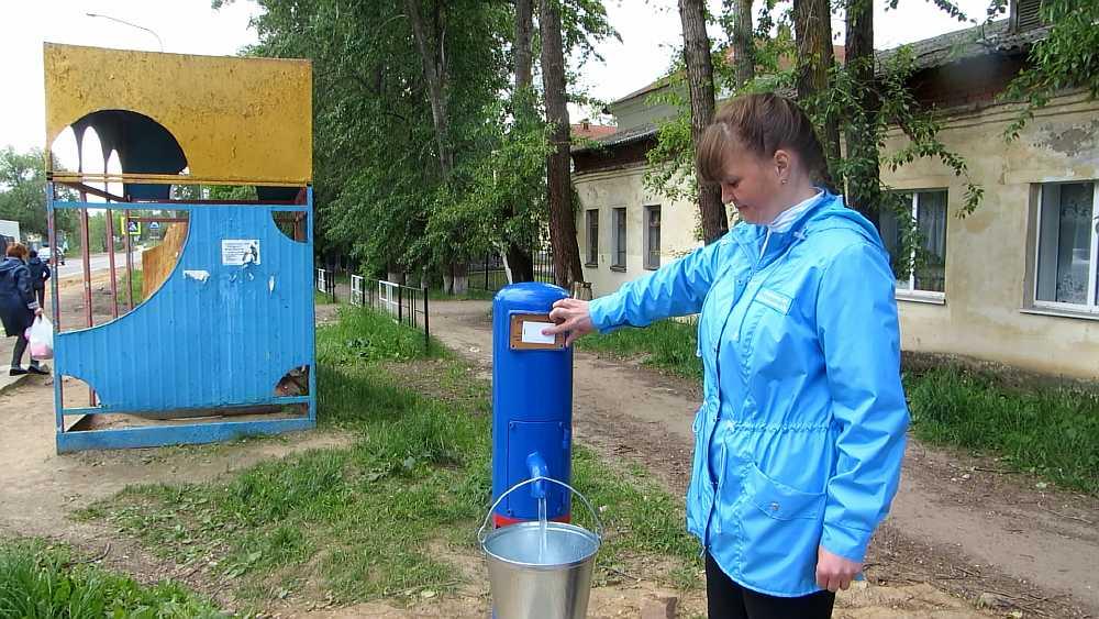 В Соколе за воду из колонки теперь придется платить