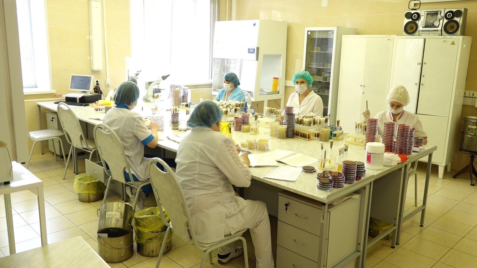Лаборатории Вологодской области увеличат количество проводимых анализов на коронавирус