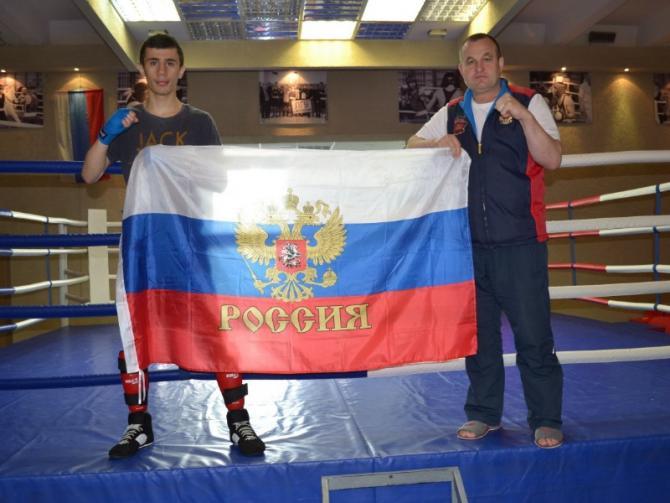 Вологжане завоевали золото на Чемпионате России по савату