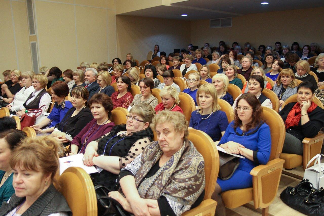 Второй областной форум женщин прошел в Вологде