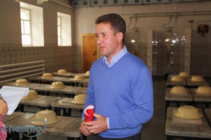 В Череповце на должность мэра претендует директор муниципальных бань Руслан Борохович