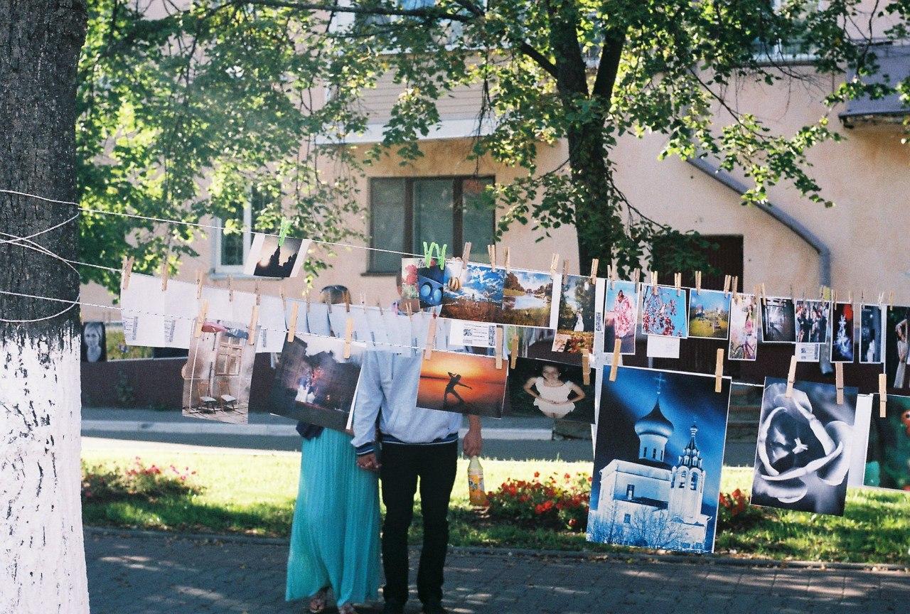 """22 июля в Вологде пройдет фотовыставка """"Сушка"""""""