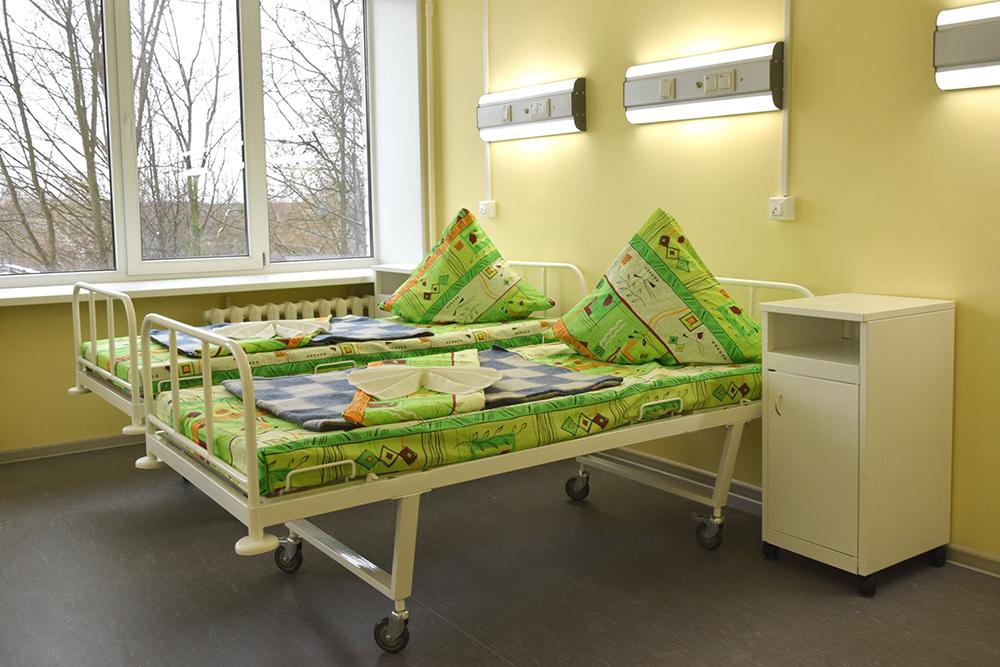 В Череповце отремонтировали травматолого-ортопедическое отделение областной больницы