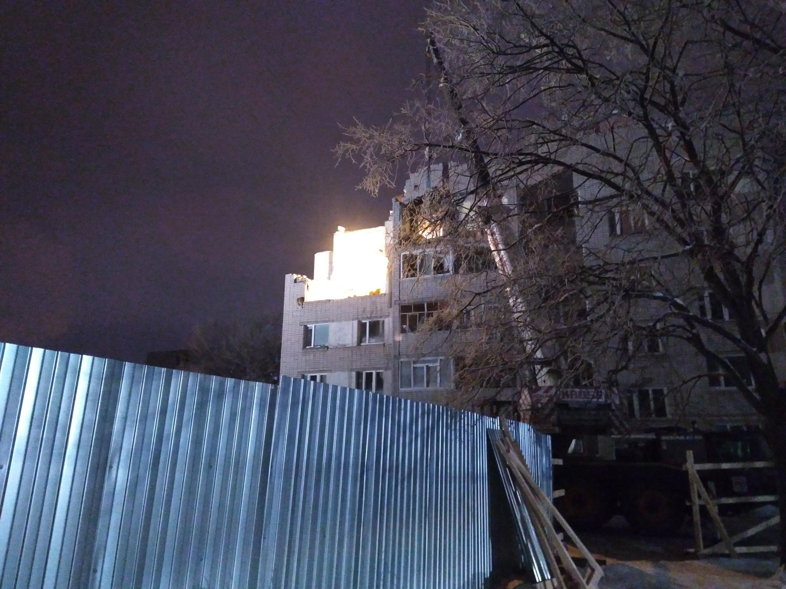 Жильцам второго подъезда пятиэтажки на улице Карла Маркса в Вологде разрешат вернуться в квартиры 19 декабря