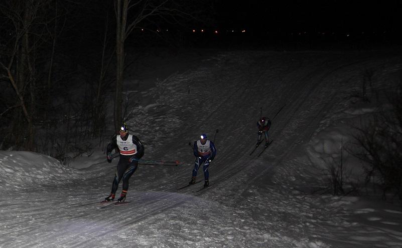 В Вологде пройдёт рождественская ночная гонка на лыжах с возрастным гандикапом