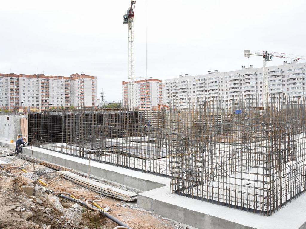 Спортплощадки школы на Северной в Вологде сделают открытыми для жителей микрорайона