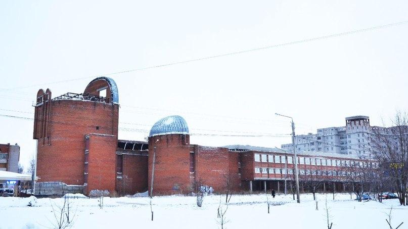 Вместо Центра искусств на улице Конева в Вологде появится торгово-развлекательный центр