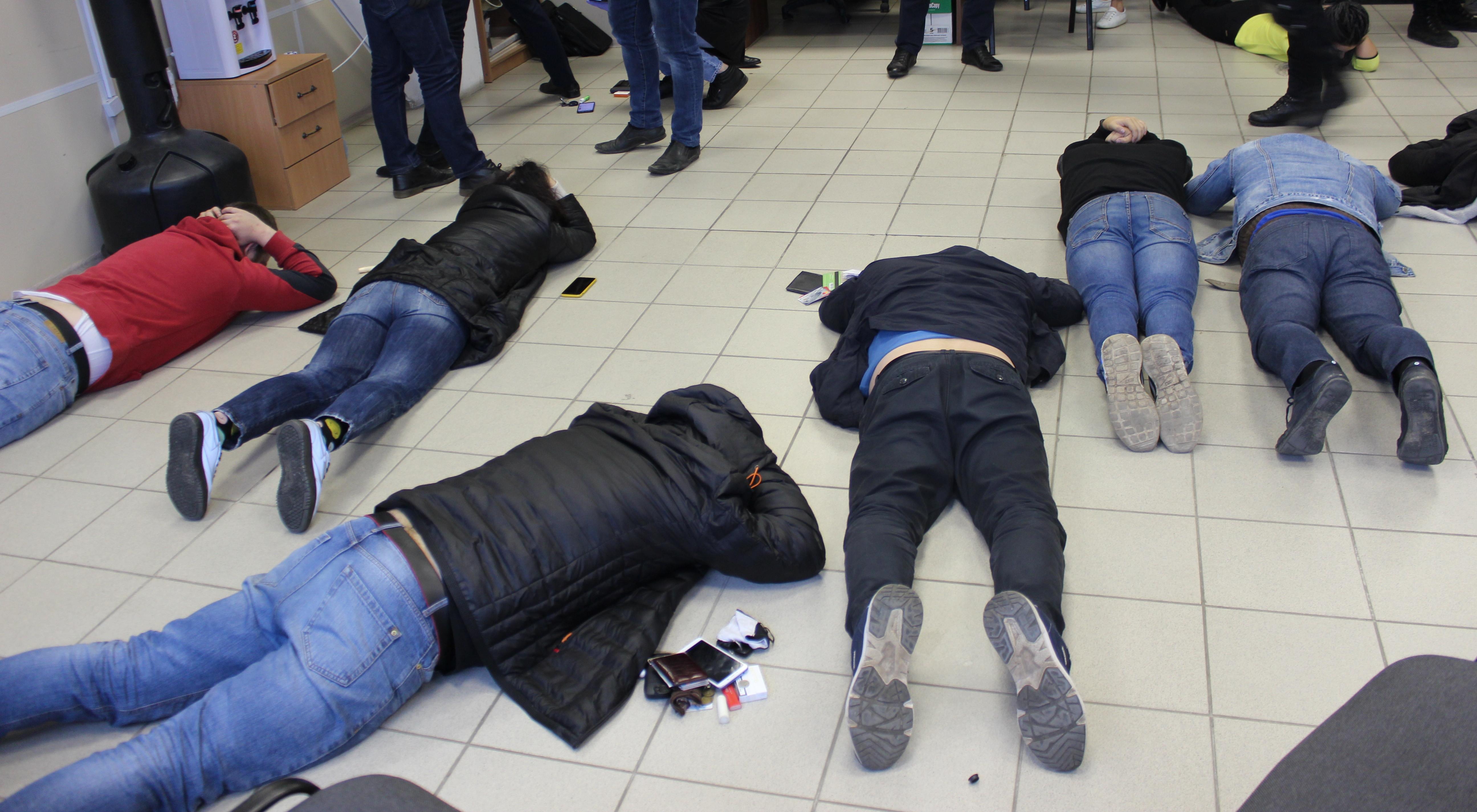 В Вологде задержали мошенников, обманувших пенсионеров на 1,4 млн рублей