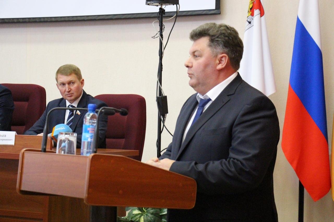 """Мэром Череповца назначили экс-менеджера """"Северстали"""" Вадима Германова"""